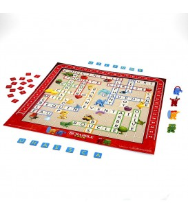 Scrabble junior game French version