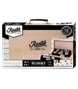 Rummy Classic Wooden Rustik