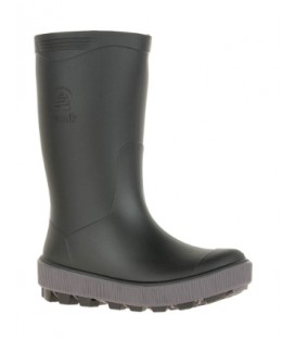 Black rain boots RIPIDE CHILDREN