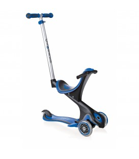 EVO comfort scooter with Globber light