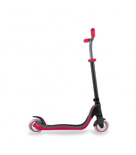 Red and black Flow scooter