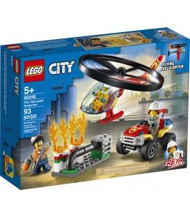 Légo City Hélicoptère