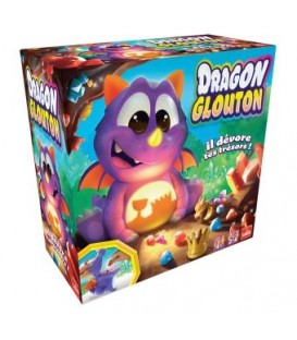 Gluttonous dragon game