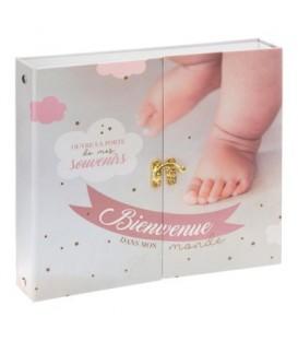 Baby souvenir album