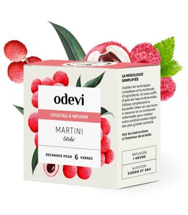Refill for 6 Martini ODEVI glasses
