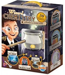 The chemistry of wizards game
