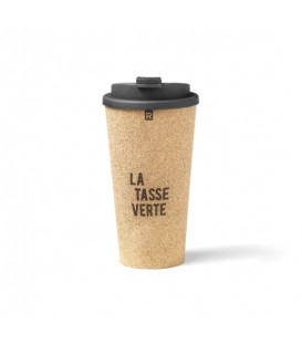 Tasse réutilisable en liège Collection Éco RICARDO