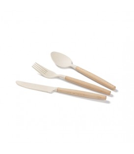 Set of Biodegradable Utensils Eco Collection RICARDO