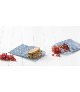 Set of Reusable Sandwich Bags (2 pieces) Eco collection RICARDO