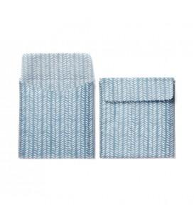 Ensemble de sacs réutilisables pour sandwich (2 pièces) Collection éco RICARDO