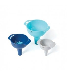 Funnel Set with Sieve RICARDO