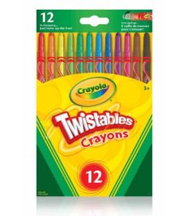 Crayons De Couleur Twistables