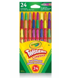 Crayons Twistables Fun Effects