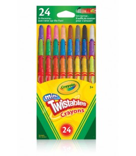 Mini Twistables Crayons