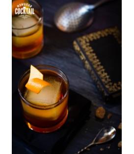 Orange syrup - Monsieur Cocktail