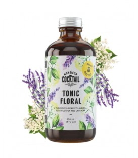 Tonic floral - Monsieur Cocktail