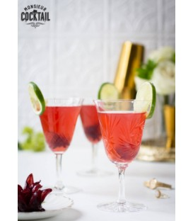 Sirop grenadine du terroir - Monsieur Cocktail