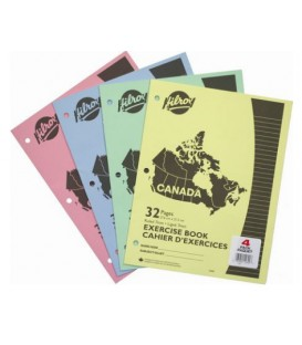 Set of 4 Canada booklets