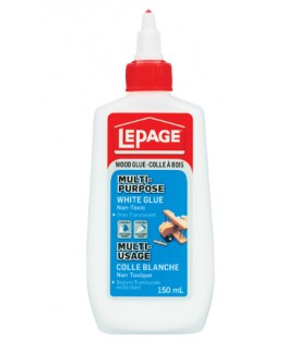 White liquid glue LEPAGE