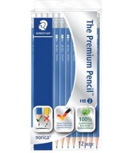 12 crayons de bois STAEDTLER