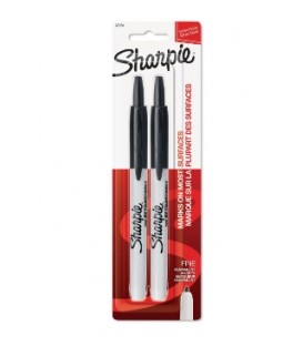 Sharpie pencil with retractable tip