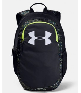 Black and green school bag UNDER ARMOUR