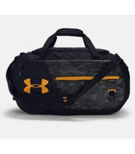 Medium black & orange sport bag UNDER ARMOUR