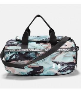 Corail & bleu sport bag UNDER ARMOUR