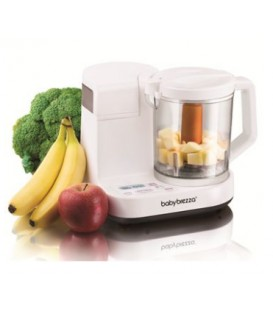 Glass One Step Baby Food Maker BabyBrezza
