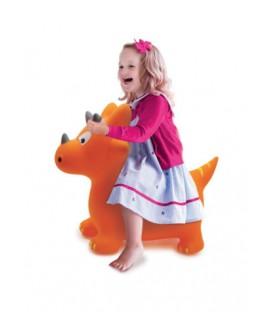 Dino animal sautant