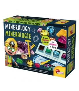 I'm a Genius - Mineralogy Bilingual version