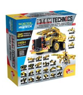 Science Hi-Tech - 25-in-1Trucks and Planes Technics