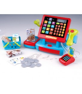 My Fun Cash Register and accessories