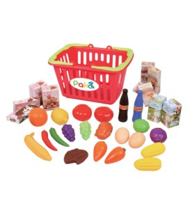My Basket of food 32 pieces