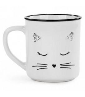 Tasse avec chat