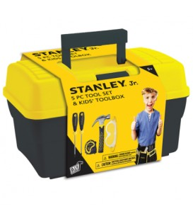 5 Piece Tool Set and Tool Box