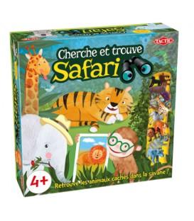 Cherche et trouve Safari Version française