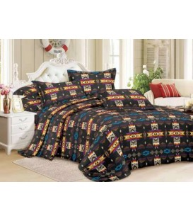 Native 4 Piece Full Sheet Set