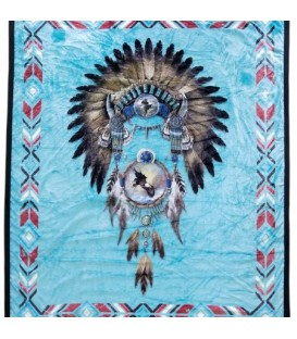 Eagle throw 50x60 ''