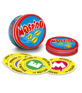 Game Mospido French version