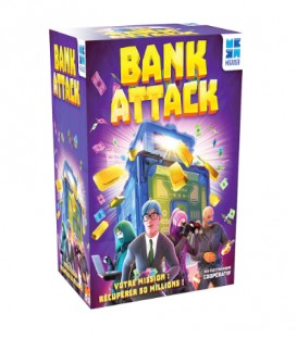 Game Bank Attack French version