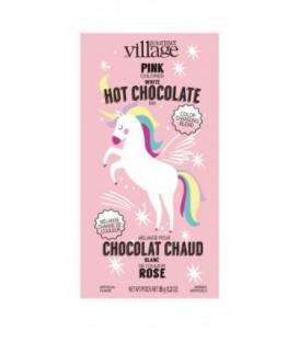 Unicorn pink hot chocolat