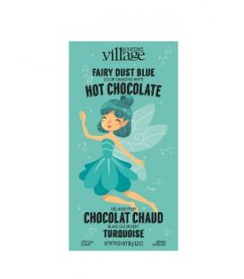 Chocolat chaud turquoise FÉE