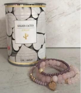 Bracelet précieux AMOUR