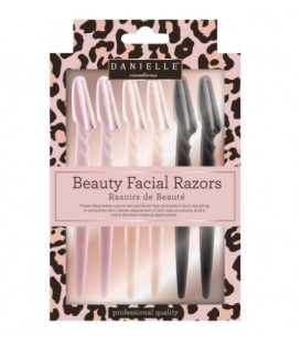 Beauty facial razors