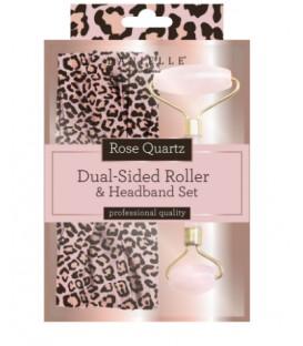 Dual-Sided roller & headband set