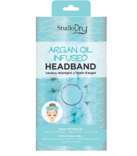 Bandeau pour les cheveux avec huile d'argan