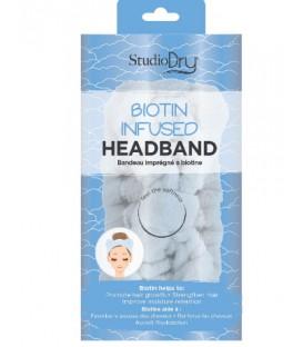 Bandeau pour les cheveux avec biotine