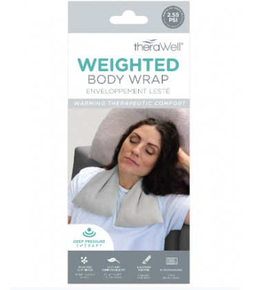 Weighted boby wrap