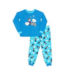 Pyjama Passe-Partout Pruneau